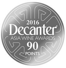 Le Secret des Marchands 2011 Médaille d'Argent au DECANTER ASIA AWARDS