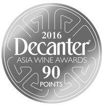 Le Secret des Marchands Médaillé au DECANTER ASIA AWARDS