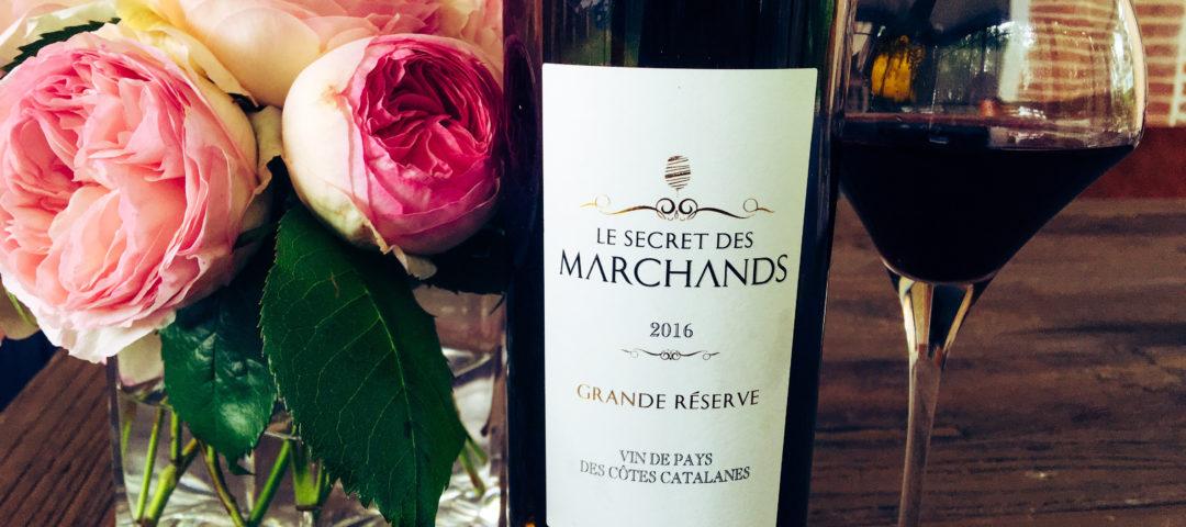 carrousel flower wine