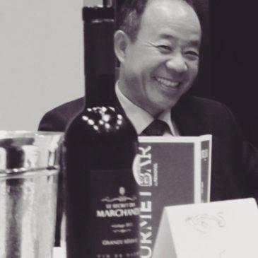 Invités à la table de SE M. l'Ambassadeur de Vietnam en France