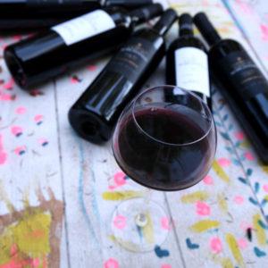 vin pause le manoir des schistes