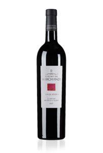 vin rouge sec 2017