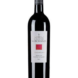 Le Secret des Marchands, Côtes Catalanes rouge sec 2017, 75 cl