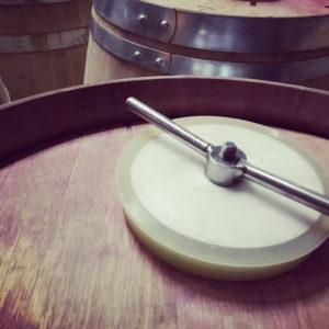 barriques de vin