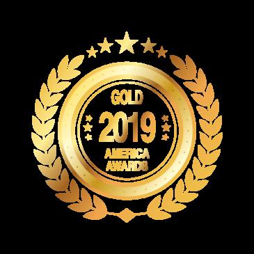Médaille d'or dans le Concours America Wine Awards 2019